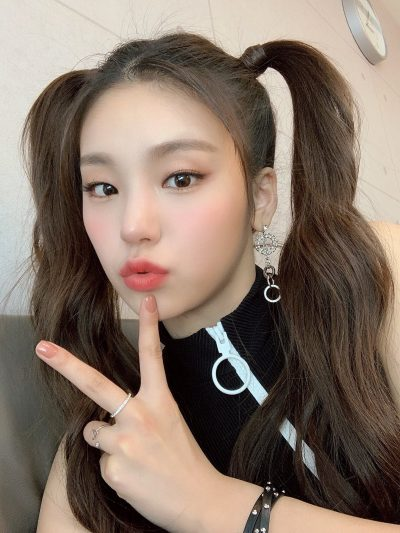 itzy 髪型 髪色