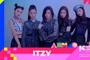 itzy ライブ フェスティバル